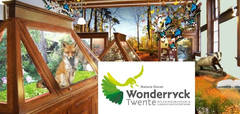Museum Natura Docet – Wonderryck Twente