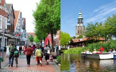 Over de grens: Nordhorn en de Vechtesee