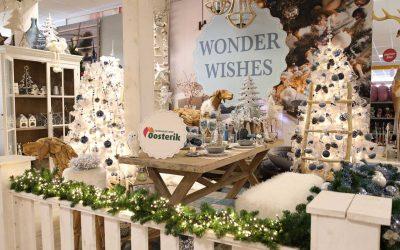 Kerstshoppen doe je bij Tuincentrum Oosterik